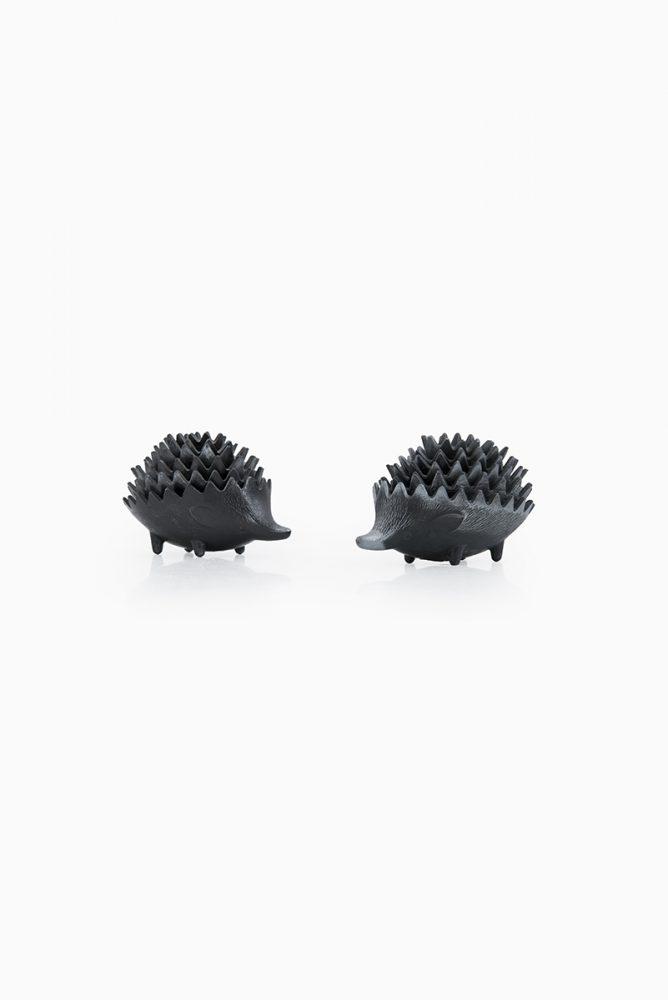 Walter Bosse hedgehog ashtrays at Studio Schalling