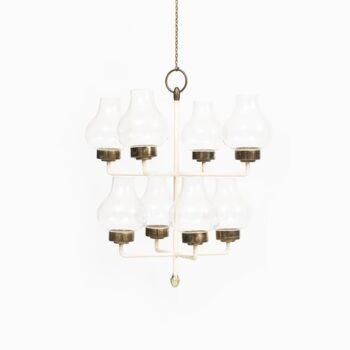Hans Bergström chandelier by Ateljé Lyktan at Studio Schalling