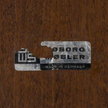 Børge Mogensen dining table in teak by Søborg at Studio Schalling
