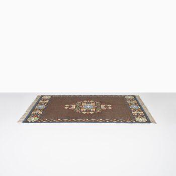 Mid century rölakan carpet at Studio Schalling