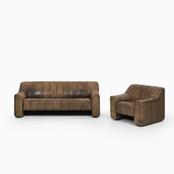 De Sede model DS-44 sofa and easy chair at Studio Schalling