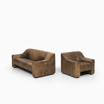 De Sede model DS-44 sofa and easy chair at Studio Schalling