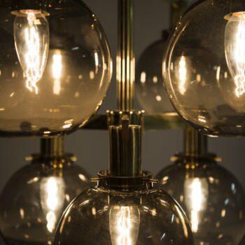Hans-Agne Jakobsson ceiling lamp at Studio Schalling