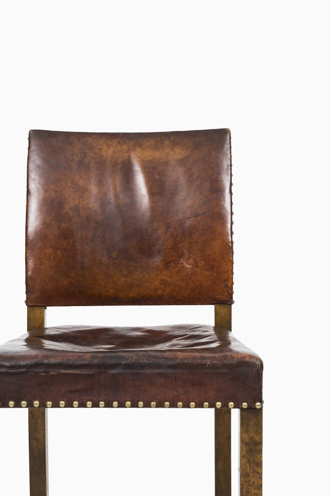 Side chair in the style of Kaare Klint at Studio Schalling