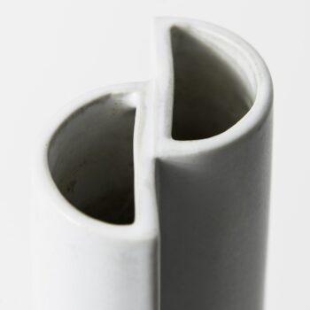 Wilhelm Kåge Surrea ceramic vase by Gustavsberg at Studio Schalling