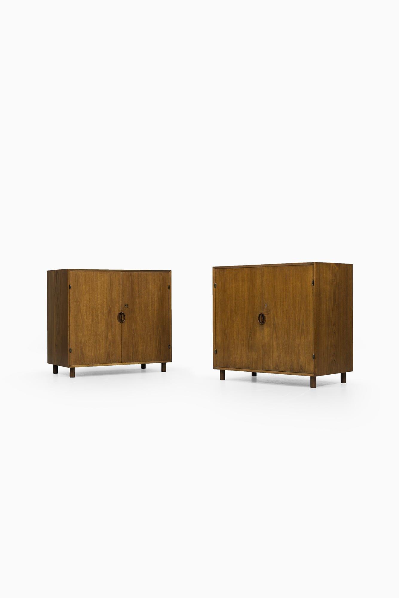 Peter Hvidt & Orla Mølgaard-Nielsen cabinets at Studio Schalling