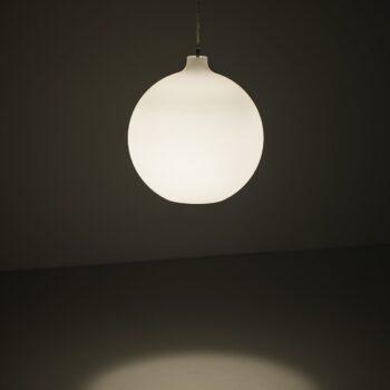 Vilhelm Wohlert Satellit ceiling lamps by Louis Poulsen at Studio Schalling