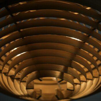 Hans-Agne Jakobsson ceiling lamps model T-547 at Studio Schalling