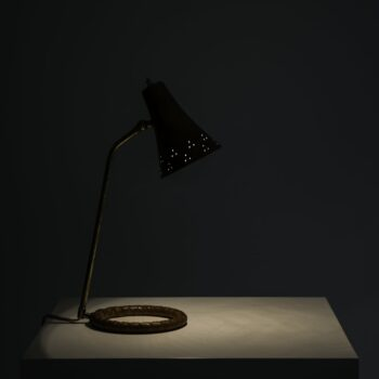 Table lamp in the manner of Hans Bergström at Studio Schalling