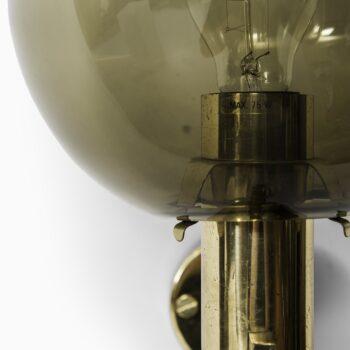 Hans-Agne Jakobsson wall lamps model V-305 at Studio Schalling
