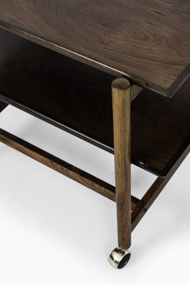 Poul Hundevad trolley in rosewood at Studio Schalling