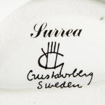 Wilhelm Kåge Surrea ceramic vase at Studio Schalling
