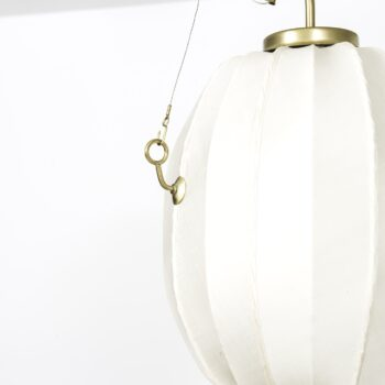 Hans Bergström ceiling lamp model 59 at Studio Schalling