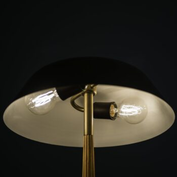 Table lamp in brass in the manner of Hans Bergström at Studio Schalling