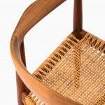 Hans Wegner armchair JH-501 by Johannes Hansen at Studio Schalling