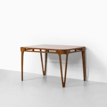 Side / coffee table designed by Carl-Axel Acking at Studio Schalling