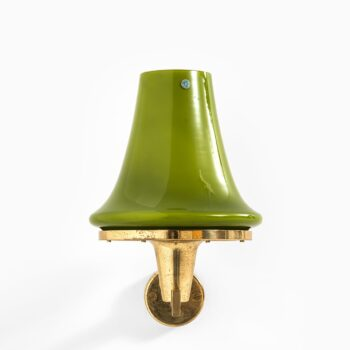 Hans-Agne Jakobsson wall lamps model V-241 at Studio Schalling