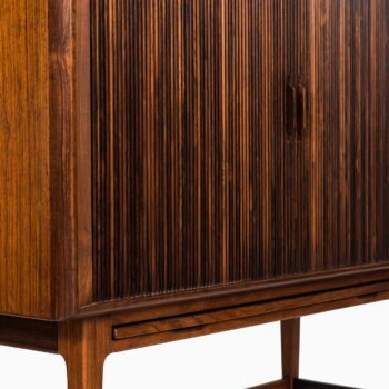 Kurt Østervig bar cabinet in rosewood at Studio Schalling