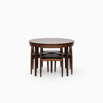 Hans Olsen dining set Roundette at Studio Schalling