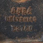 Gunnar Asplund wall lamps by ASEA at Studio Schalling