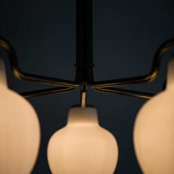 Vilhelm Lauritzen ceiling lamp by Louis Poulsen at Studio Schalling