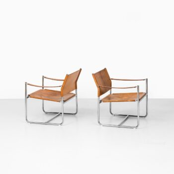 Karin Mobring easy chairs model Amiral at Studio Schalling