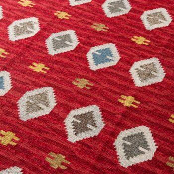 Large mid century carpet at Studio Schalling