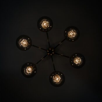 Ceiling lamps designed by Erik Wärnå at Studio Schalling