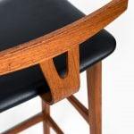 Erik Buck bar stools by Dyrlund at Studio Schalling