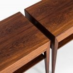Severin Hansen bedside tables in rosewood at Studio Schalling