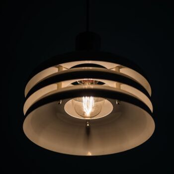 Hans-Agne Jakobsson ceiling lamps model T-724 at Studio Schalling