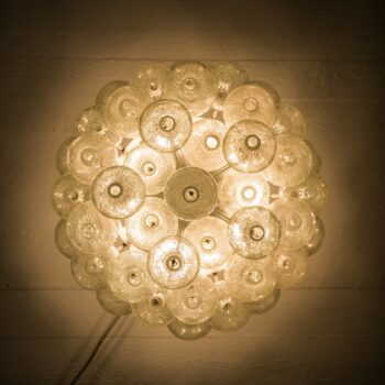 Ceiling lamp model Tulipan by J.T Kalmar at Studio Schalling
