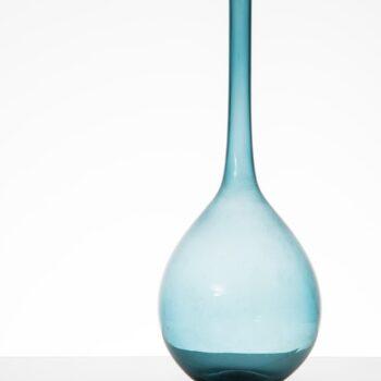 Arthur Percy glass vase by Gullaskruf at Studio Schalling