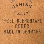Aksel Kjersgaard mirror by Odder at Studio Schalling