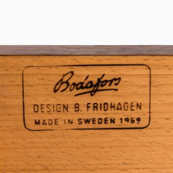 Bertil Fridhagen desk model Facett by Bodafors at Studio Schalling