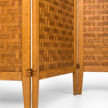 Folding screen / room divider by Alberts at Studio Schalling