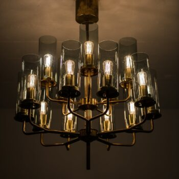 Hans-Agne Jakobsson ceiling lamps model T-434/15 at Studio Schalling