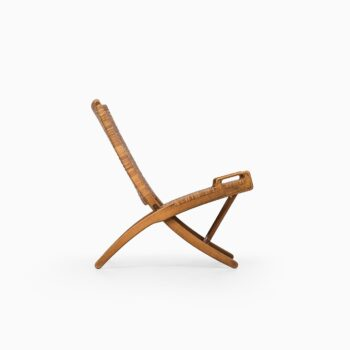 Hans Wegner folding chair by Johannes Hansen at Studio Schalling