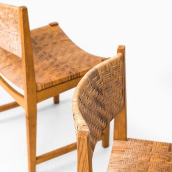 Peter Hvidt & Orla Mølgaard-Nielsen dining chairs at Studio Schalling