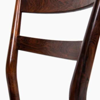Helge Sibast dining chairs model 59 by Sibast at Studio Schalling