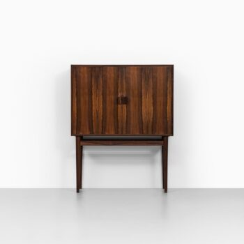 Helge Vestergaard Jensen bar cabinet model 63 at Studio Schalling