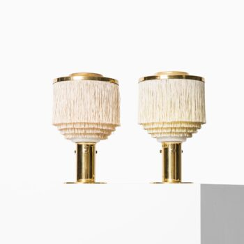 Hans-Agne Jakobsson table lamps model B-145 at Studio Schalling