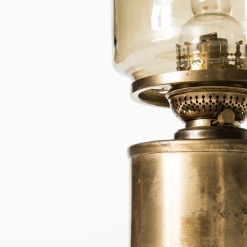Hans-Agne Jakobsson kerosene lamp model L-47 at Studio Schalling