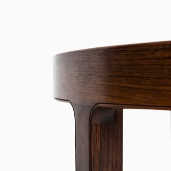 Ole Wanscher dining table in rosewood at Studio Schalling
