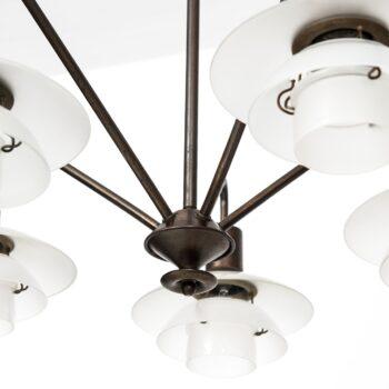 Poul Henningsen ceiling lamp by Louis Poulsen at Studio Schalling