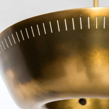 Böhlmarks ceiling lamp in brass at Studio Schalling