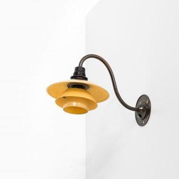 Poul Henningsen wall lamp model PH-1 at Studio Schalling