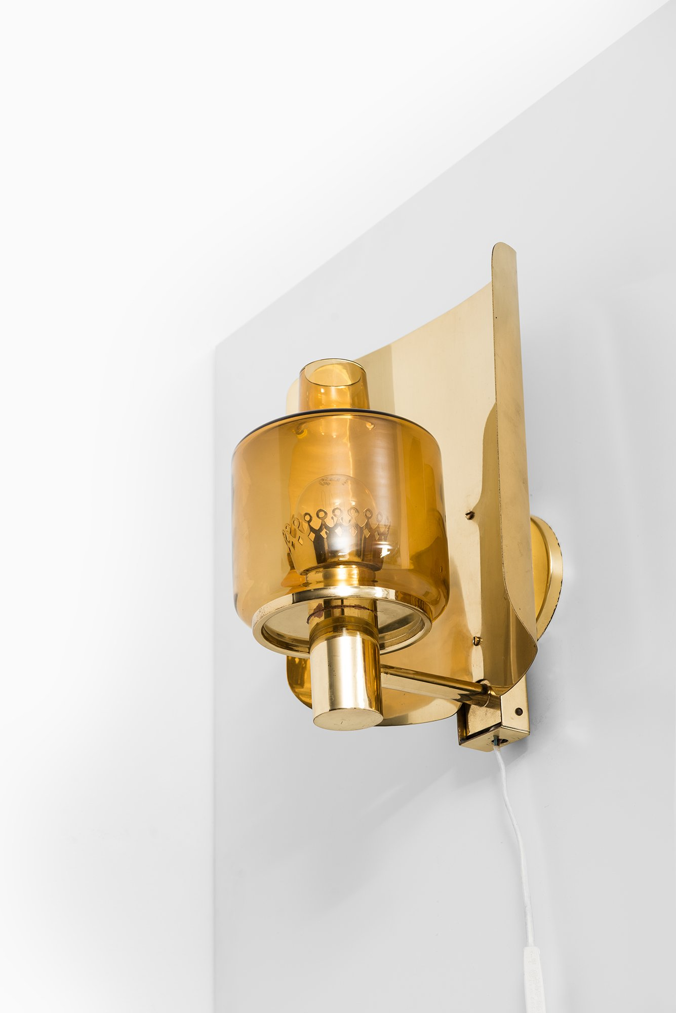 Hans Agne Jakobsson Wall Lamp At Studio Schalling