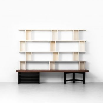 Carl Gustaf Hiort af Ornäs bookcase by HMN at Studio Schalling
