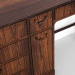 Frode Holm dressing table in rosewood at Studio Schalling
